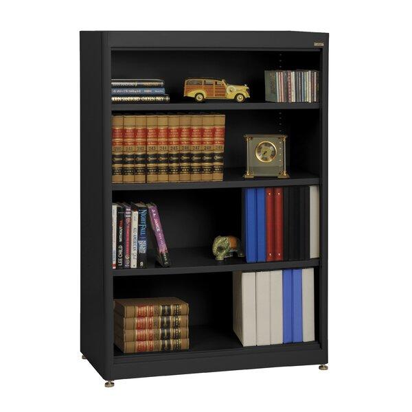 Elite Radius Edge Standard Bookcase by Sandusky Cabinets