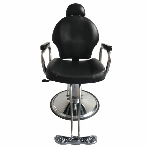 Outdoor Furniture Reclining Hydraulic Barber Massage Chair