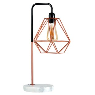 Talisman 51cm Arched Table Lamp