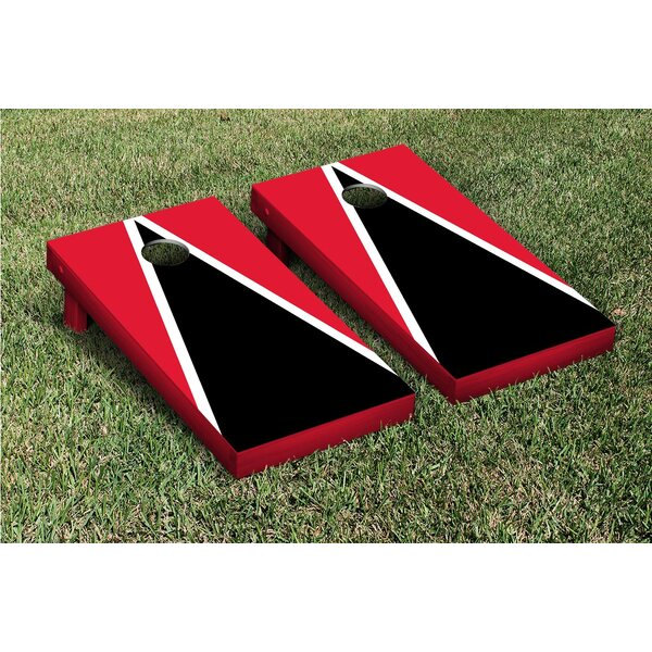 Cornhole Bean Bag Toss Game by Victory Tailgate