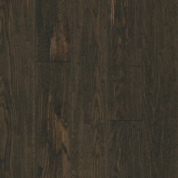 Signature Scrape 5 Solid Oak Hardwood Flooring in Mountain Range by Armstrong Flooring