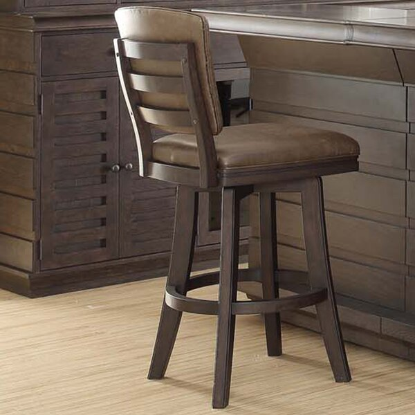 Toscana Birch 30.7 Swivel Bar Stool by ECI Furniture