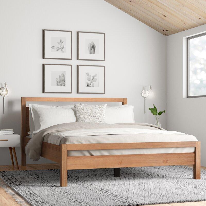 Shop Zain Queen Platform Bed from All Modern on Openhaus