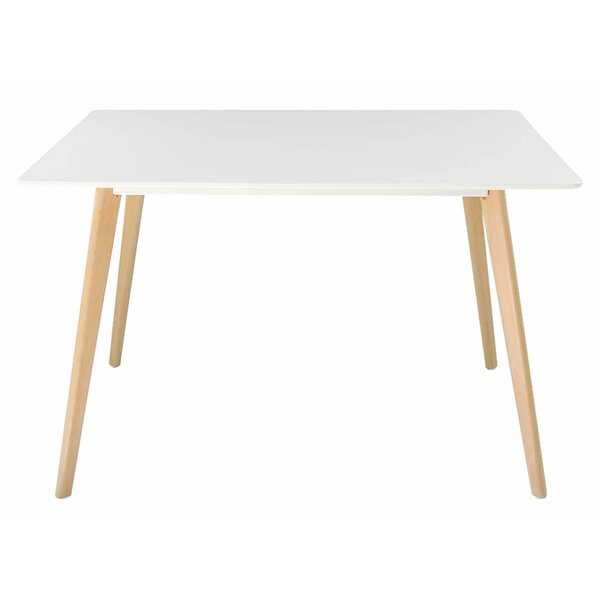 Looking for Cutter Dining Table By Hashtag Home Reviews