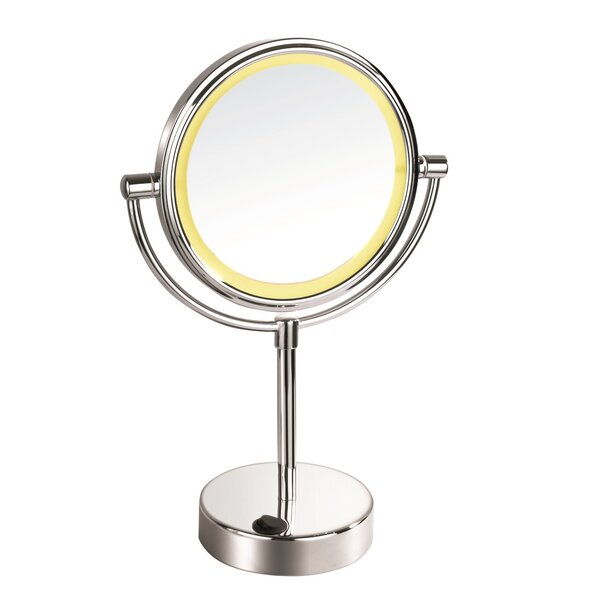 LED Table Magnifying Mirror by UCore