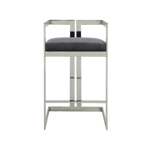 Toth 28 Bar Stool by Everly Quinn
