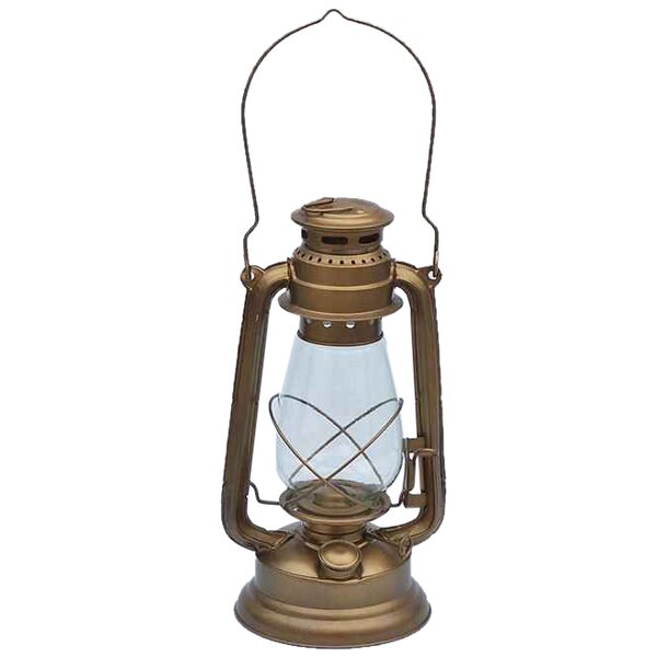 Hurricane Oil Lantern by Handcrafted Nautical Decor