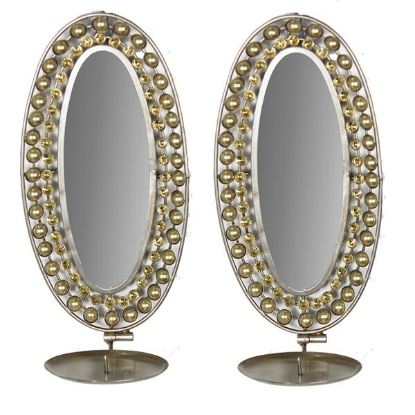 Mirror (Set of 2) by ESSENTIAL DÉCOR & BEYOND, INC
