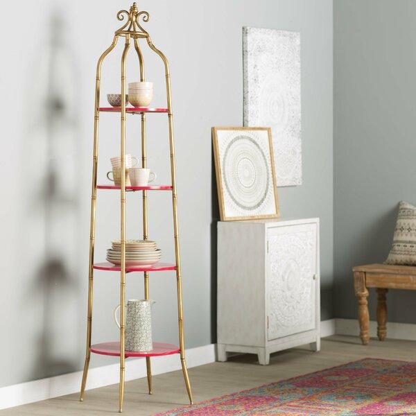 Margo Ladder Bookcase By Mistana