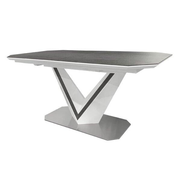 Aule Extendable Dining Table by Orren Ellis Orren Ellis