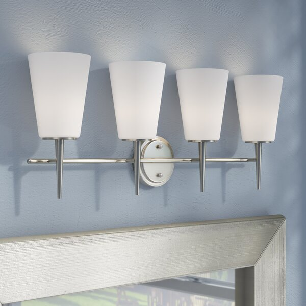 Ganador 4-Light Vanity Light by Langley Street