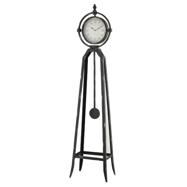 57.5 Chateau Standing Clock by Williston Forge