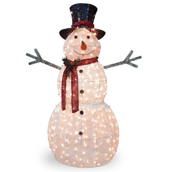 Christmas Snowmen Decorations.Snowman Decorations You Ll Love In 2019 Wayfair