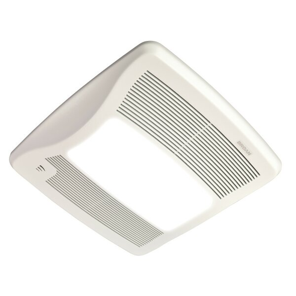 110 CFM Energy Star Bathroom Fan with Light by Broan