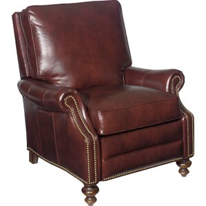 West Haven 3 Way Lounger Leather Recliner by Bradington-Young