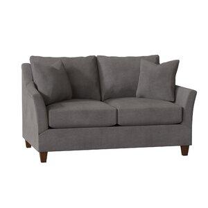 Wayfair Custom Upholstery Izabella Loveseat Birch Lane
