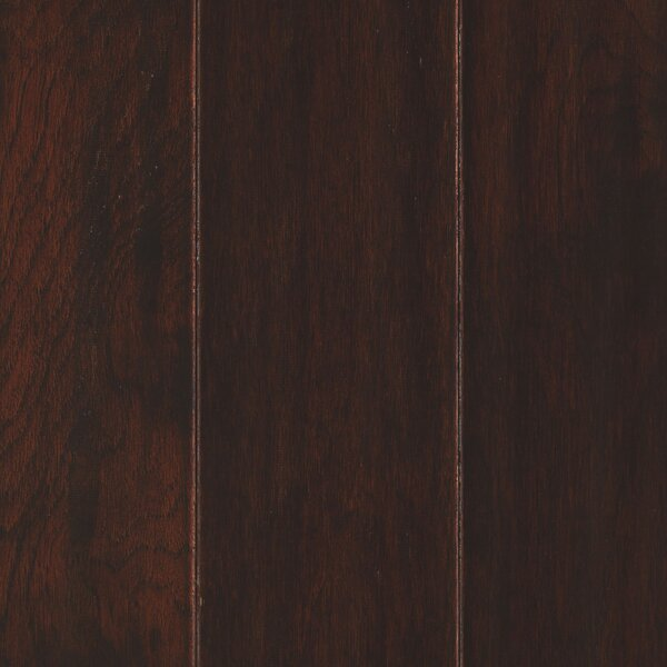 Brogandale 5 Engineered Hickory Hardwood Flooring in Brown by Mohawk Flooring