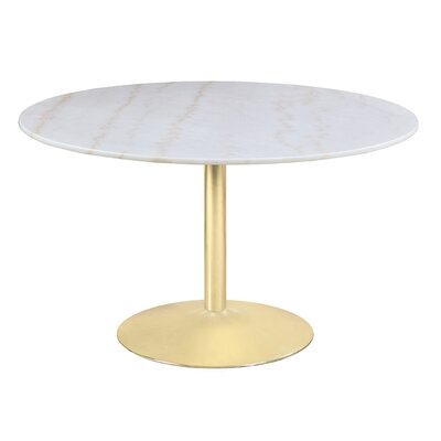 Marble Dining Table Base Color Product Photo