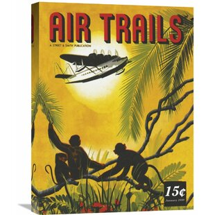 Air Transportation Tropical Floral & Plant Wall Art You'll Love