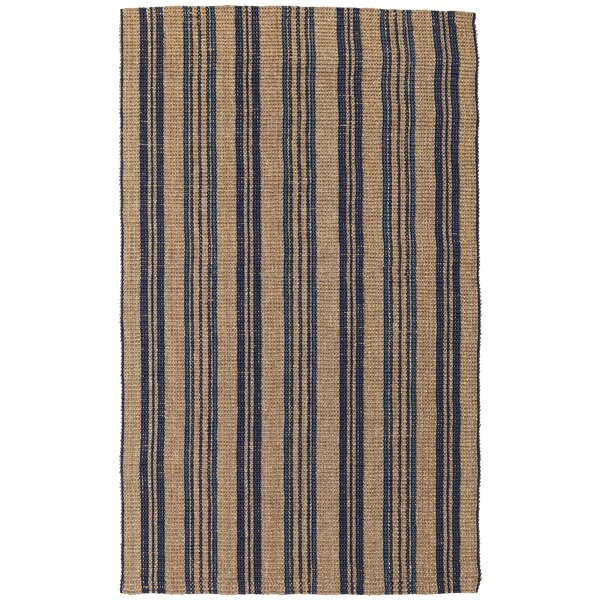 Sienna Brown/Blue Area Rug by Kosas Home