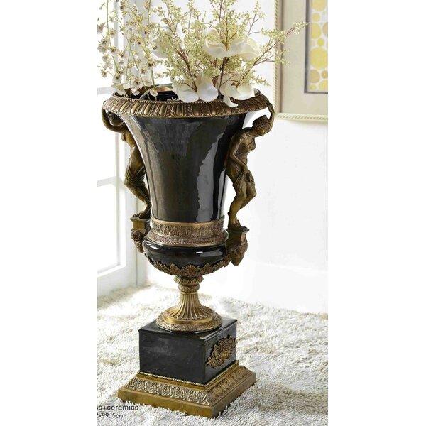Classic Floor Vase by Westmen Lights