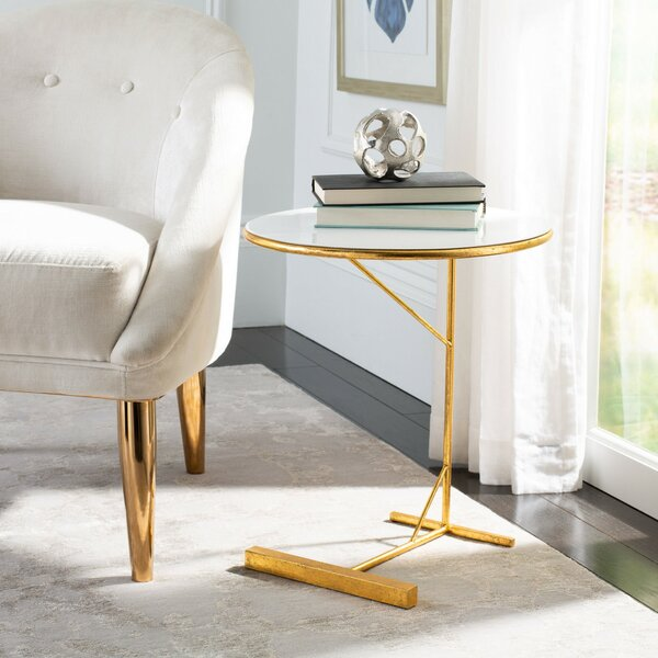 Mirasol C End Table By Everly Quinn