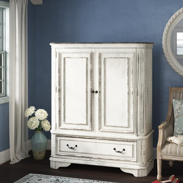 Treport Armoire By One Allium Way by One Allium Way Modern