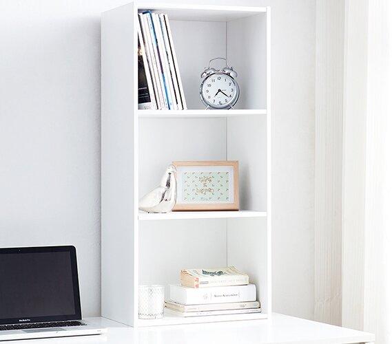 Remillard Standard Floor Standard Bookcase by Latitude Run