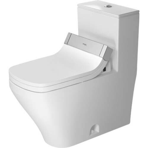 DuraStyle 1.28 GPF (Water Efficient) Elongated One-Piece Toilet (Seat Not Included) by Duravit