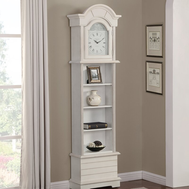 "A picture of ""Shiplap 72"" Grandfather Clock"" to better elaborate ""Best standing clocks: Clocks that are sure to astound"""