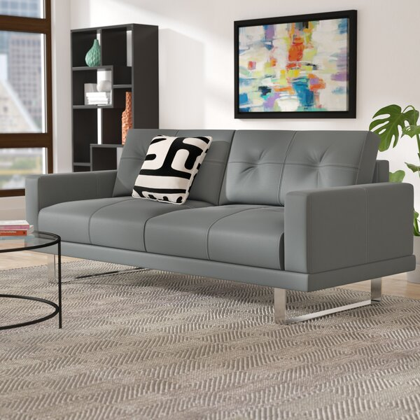 Lincoln Sofa by Mercury Row