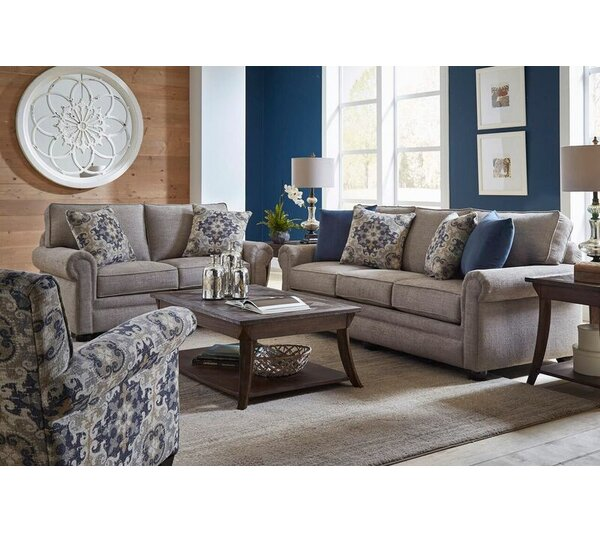 Luis Configurable Living Room Set by Alcott Hill