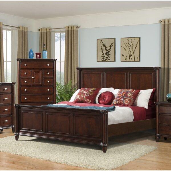 Bancroft Woods Standard Bed by Alcott Hill