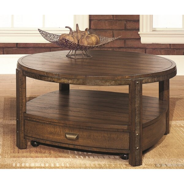 Ivette Coffee Table By Loon Peak