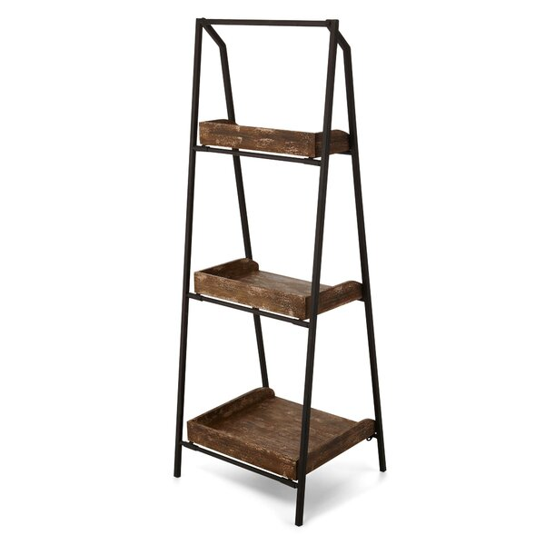 Casson Folding Shelf Ladder Bookcase By Gracie Oaks