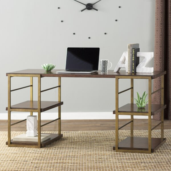 Copper Canyon Desk by Langley Street