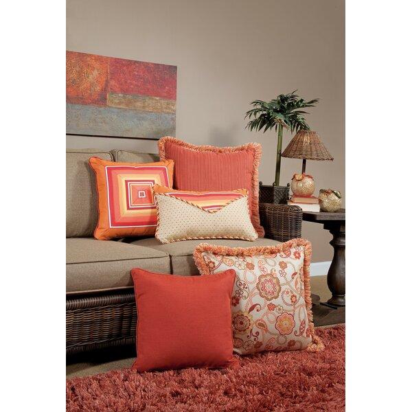 Reinert Medium Indoor/Outdoor Sunbrella Throw Pillow