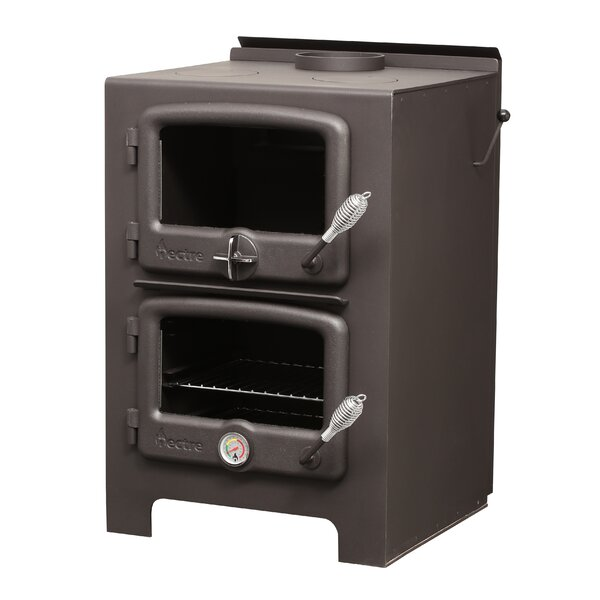 Review 1000 Sq. Ft. Direct Vent Wood Stove