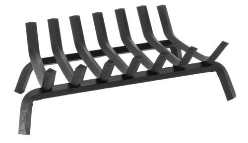 Zero Clearance Steel Grates By Pilgrim Hearth