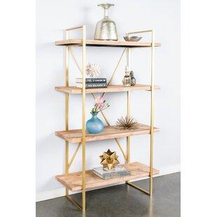 Fee Etagere Bookcase Wrought Studio Wonderful