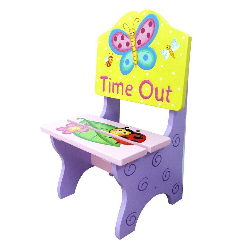 Fantasy Fields Magic Garden Kids Desk Chair & Reviews