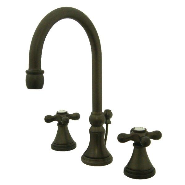 Governor Widespread Bathroom Faucet