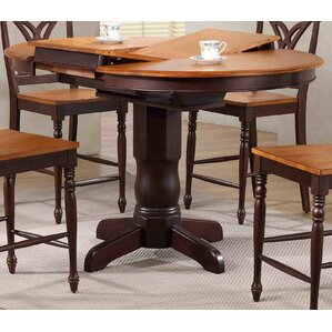Round Counter Height Pub Table by Iconic Furniture