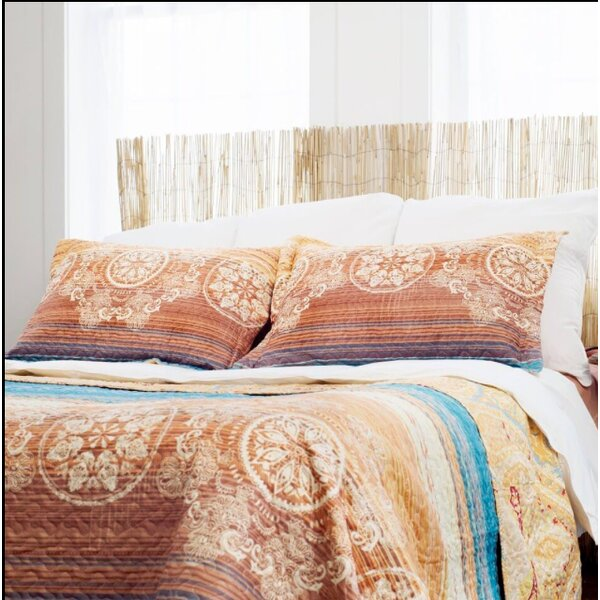 Rancho Cordova Quilt Set by Bungalow Rose