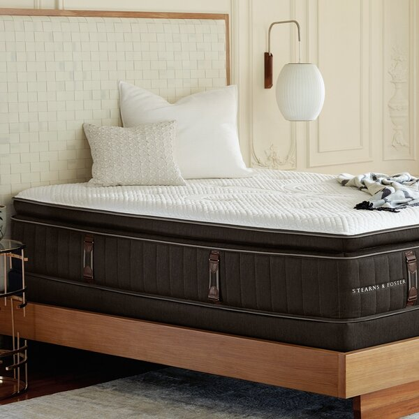Reserve™ 16 Firm Pillowtop Mattress by Stearns & Foster