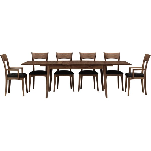 Catalina Extendable Dining Table by Copeland Furniture