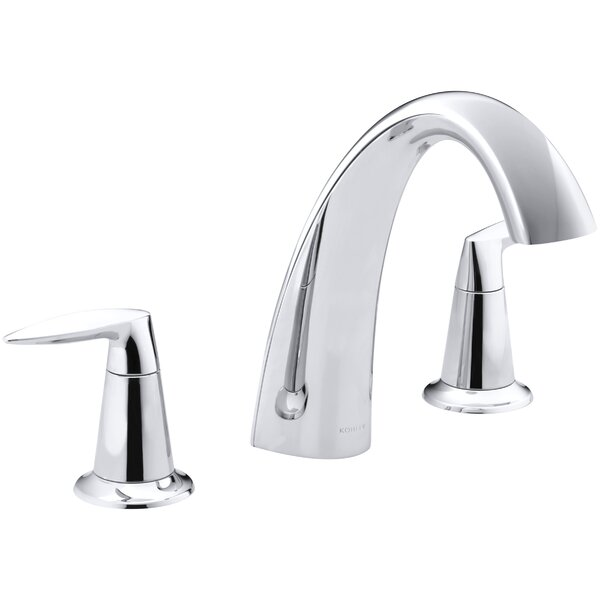 Alteo Bath Faucet Trim Valve Not Included By Kohler