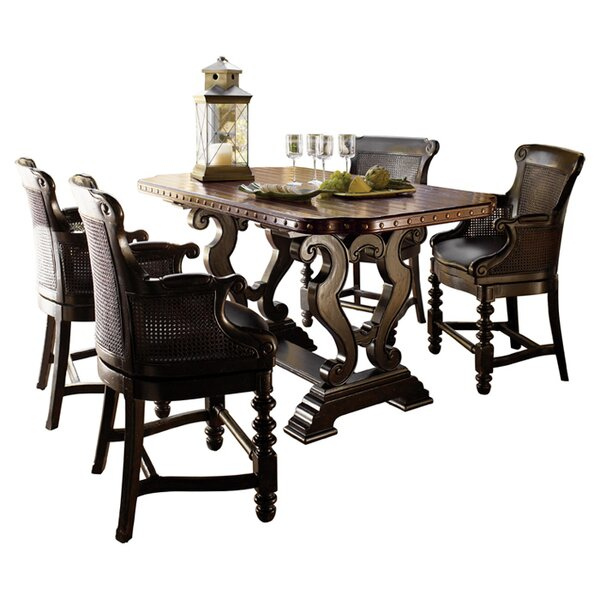 Kingstown Sienna Bistro Dining Table by Tommy Bahama Home
