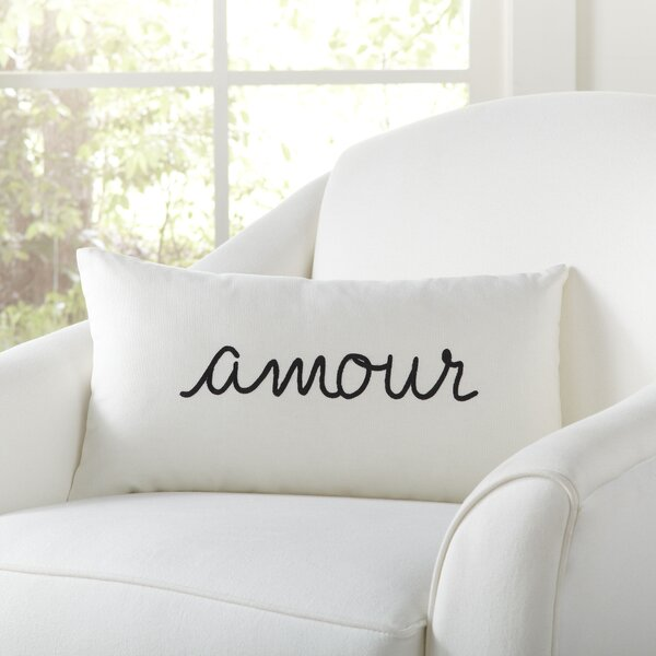 Amour Pillow Cover by Birch Lane™