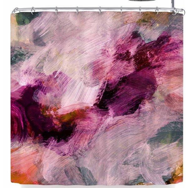 Iris Lehnhardt Jewel Colors Shower Curtain by East Urban Home